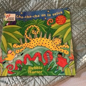 barefoot books Other - Dancing in the Jungle in spanish